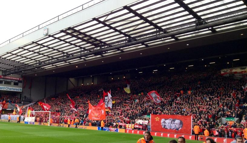 The Kop By Daniel Swales